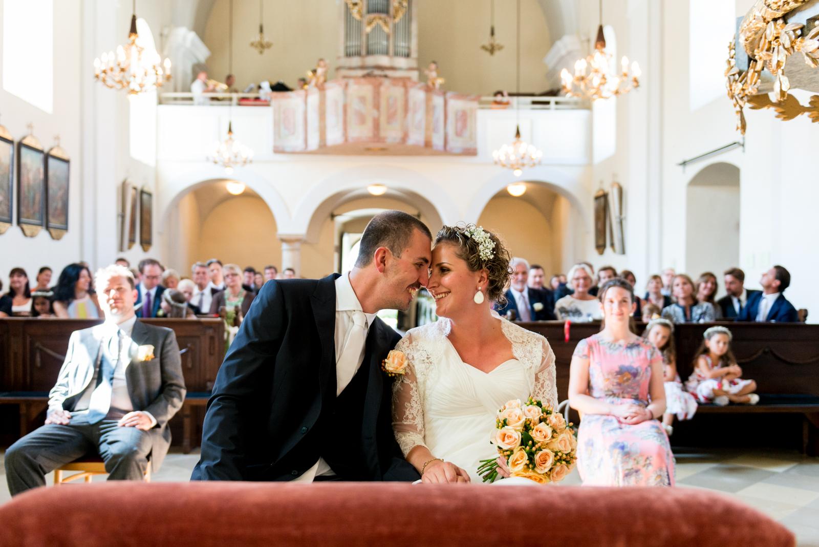 Hochzeit am Weinhof | Laid-back Winery Wedding