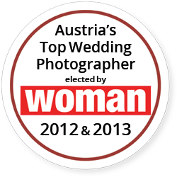 Woman Mag Top Wedding Photographer Austria